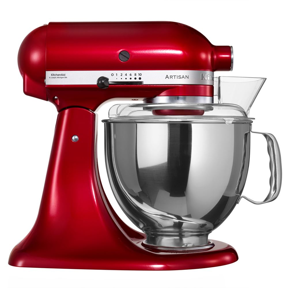 KitchenAid Artisan Mixer - Candy Apple lowest price
