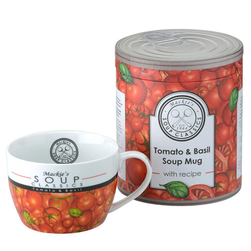 Mackies Tomato & Basil Soup Mug lowest price