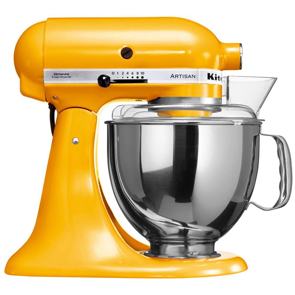 KitchenAid Artisan Mixer - Yellow Pepper