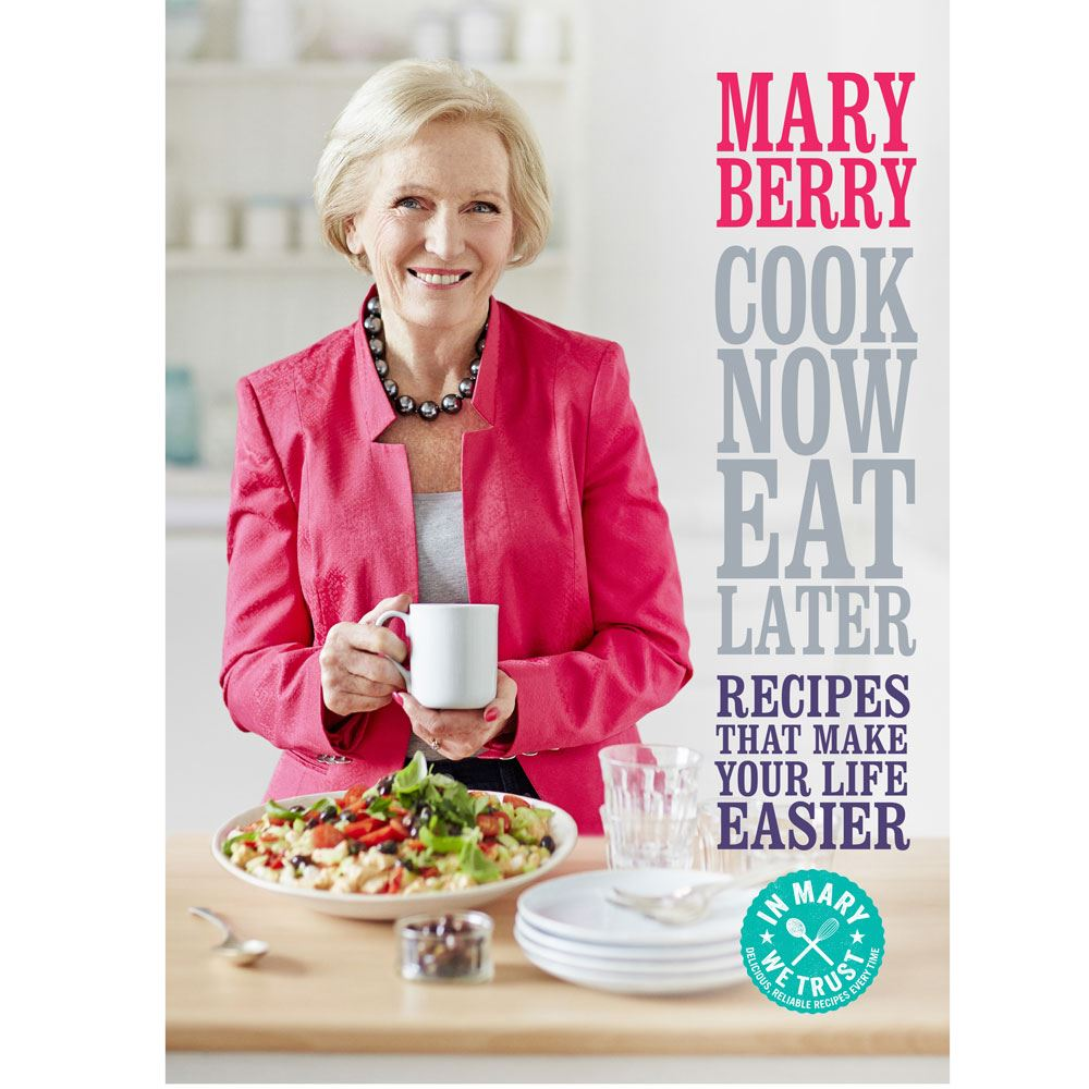 Cook Now, Eat Later By Mary Berry lowest price