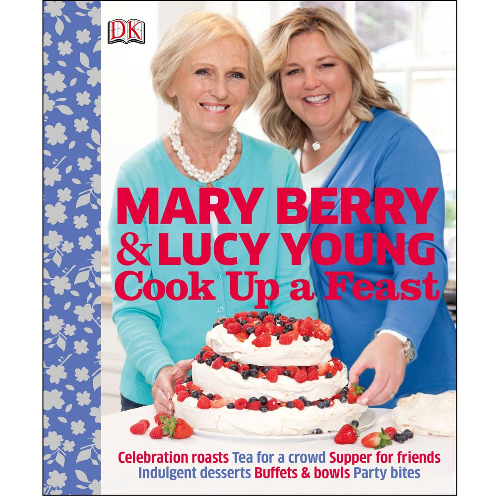 Mary Berry and Lucy Young Cook Up a Feast lowest price