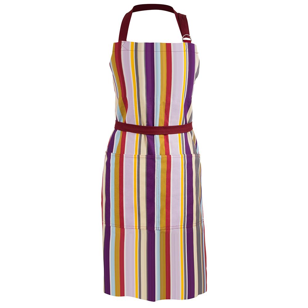 Iconic Stripe Apron lowest price