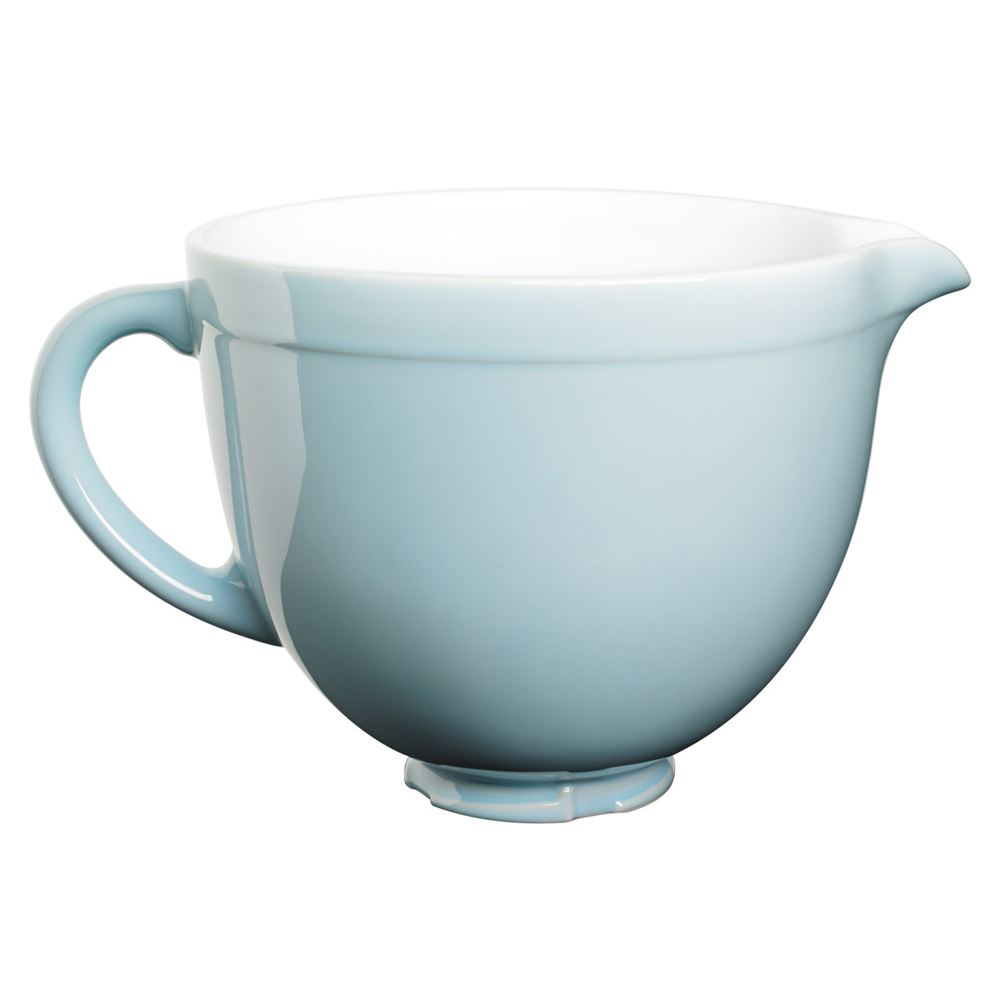 KitchenAid 4.8 Litre Glacier Blue Ceramic Bowl lowest price