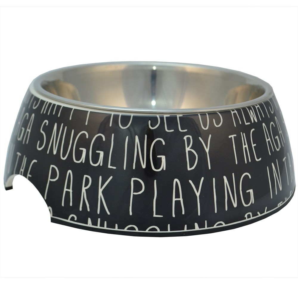 Snuggling By The AGA Pet Bowl lowest price
