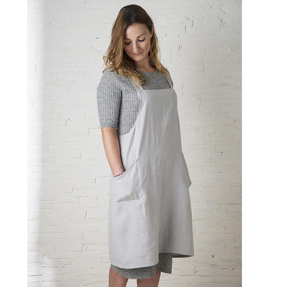 Linen Artisan Apron lowest price