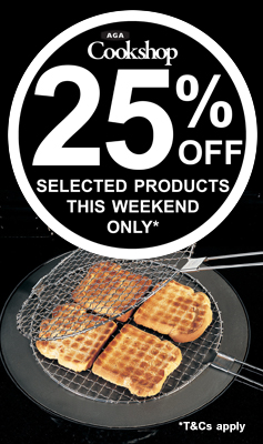 25% Off National Toast Day