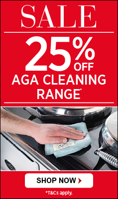 25% off cleaning