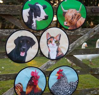 Animal Chefs' Pads