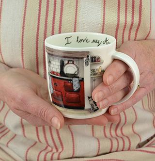 I Love My Aga Mug