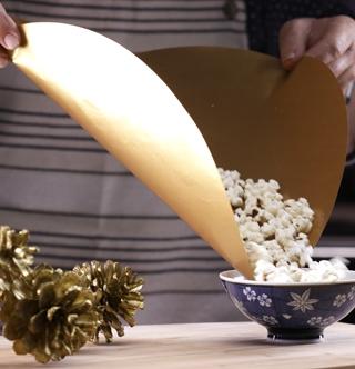 NEW GOLD BAKE-O-GLIDE SIMMERING SET