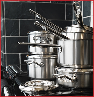 Stainless Steel Winter Sale
