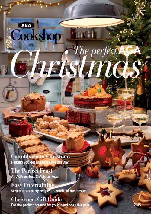 AGA Cookshop Christmas 2015 Brochure