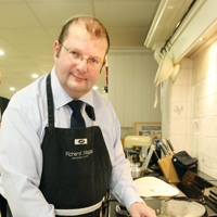 Richard Maggs - AGA Cookery Doctor