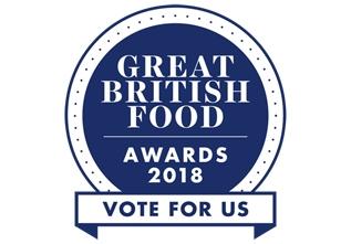 Great British Food Awards 2018